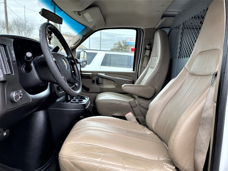 Chevrolet Express Cargo Van 2011 price CALL FOR A PRICE
