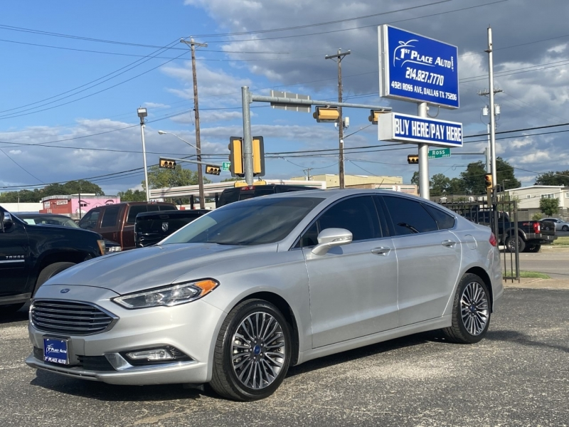 Ford Fusion 2018 price $1,000