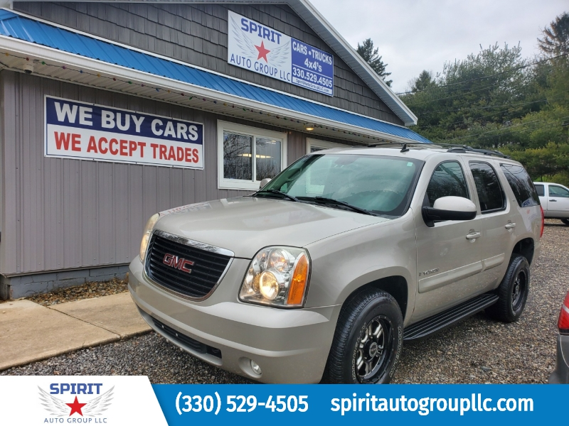 GMC YUKON 2007 price $6,900