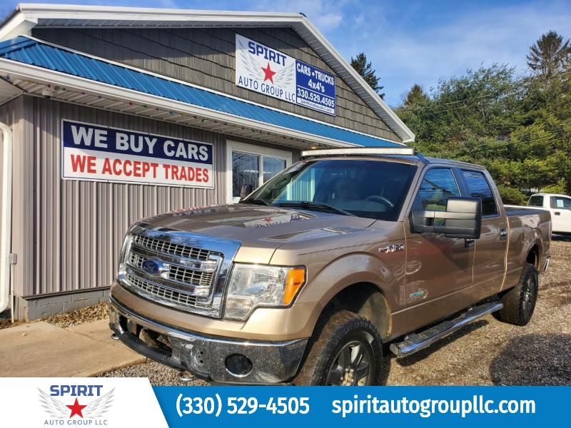 FORD F150 2013 price $13,900