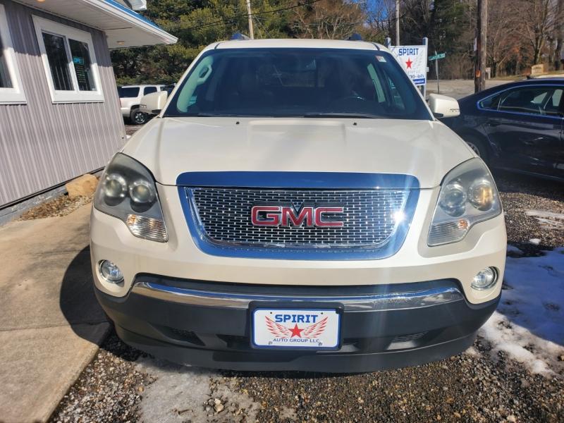 GMC ACADIA 2010 price $10,900