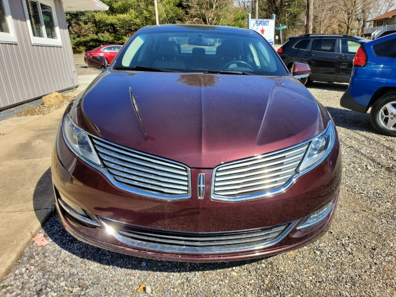LINCOLN MKZ 2013 price $11,900