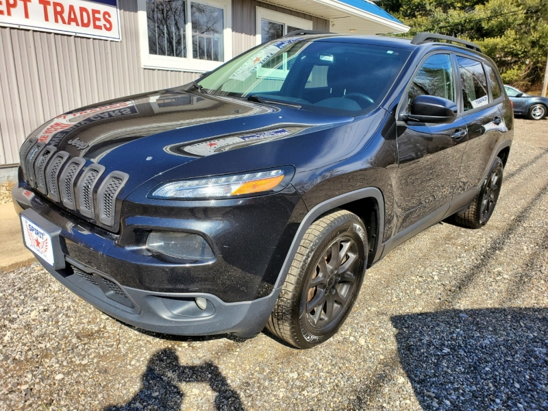 JEEP CHEROKEE 2015 price $11,900