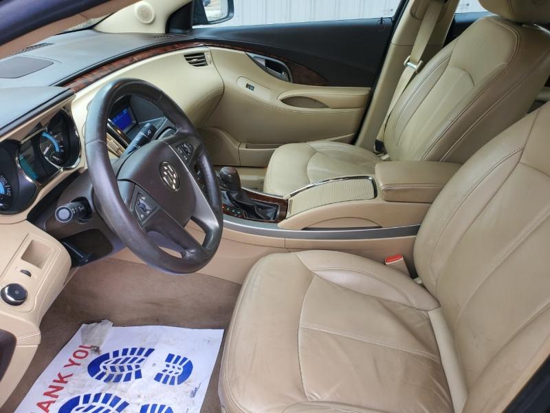 BUICK LACROSSE 2011 price $6,900