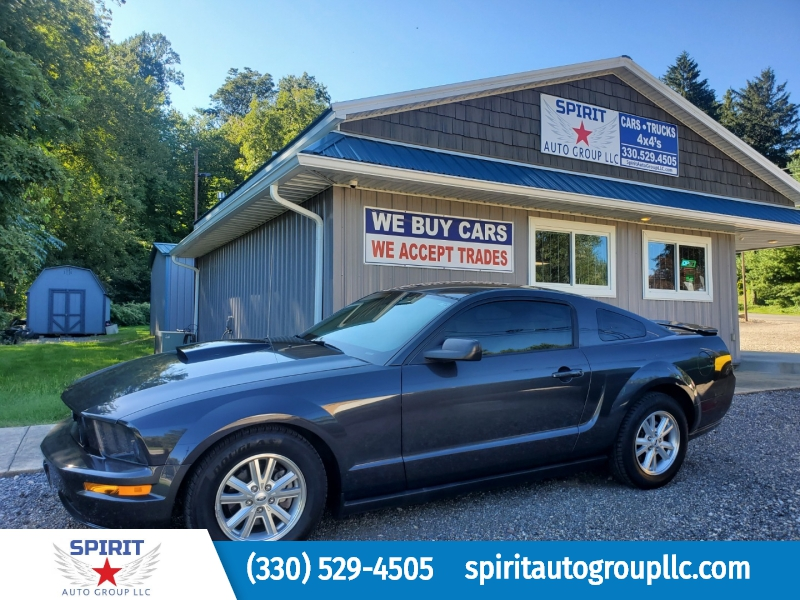 FORD MUSTANG 2009 price $9,900