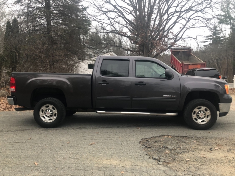 GMC Sierra 2500HD 2010 price $16,995