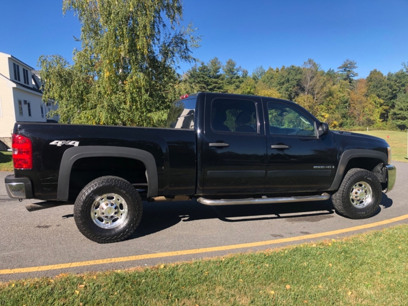 Chevrolet Silverado 2500HD 2008 price $14,990