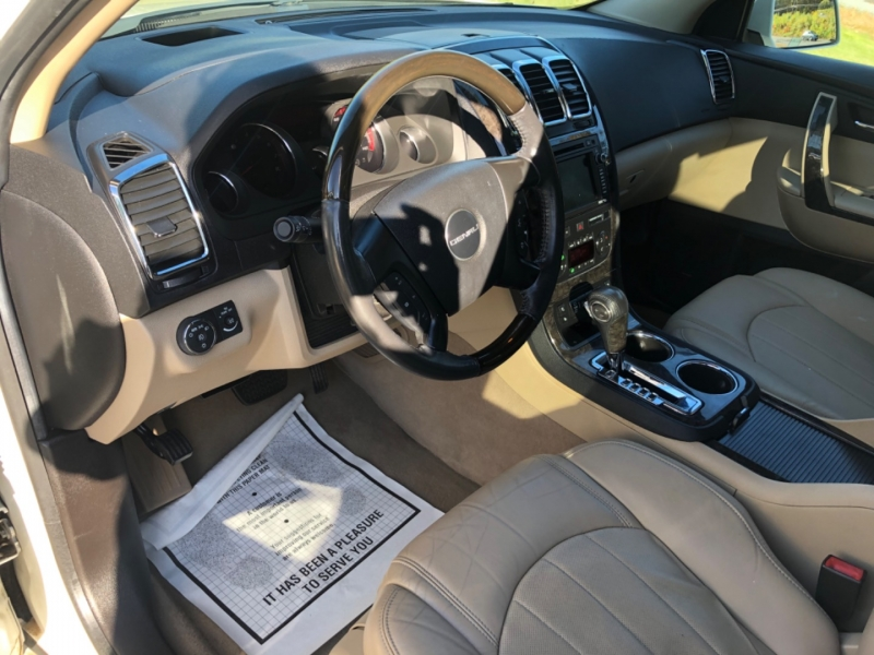 GMC Acadia 2012 price $12,490