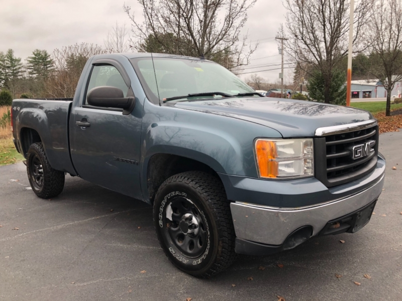 GMC Sierra 1500 2008 price $9,990