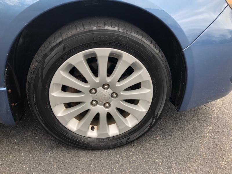 Subaru Impreza Wagon 2010 price $4,990