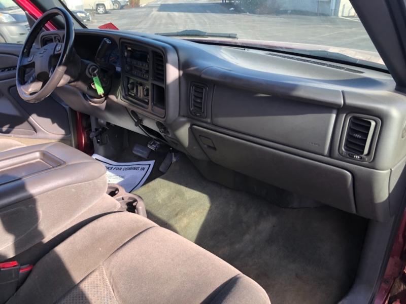 Chevrolet Silverado 1500 Crew Cab 2004 price $5,995