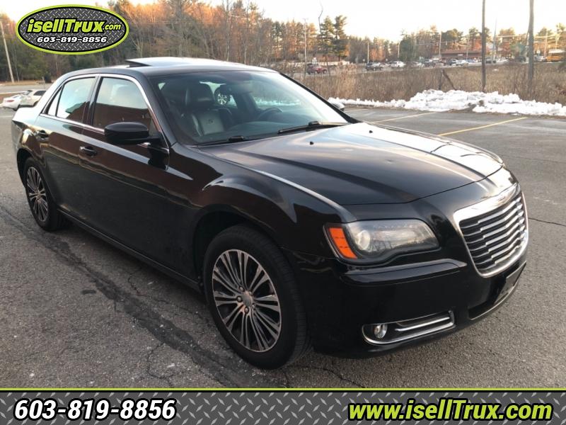 Chrysler 300 2014 price $12,990