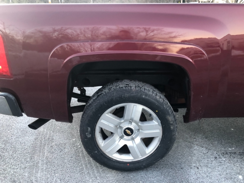 Chevrolet Silverado 1500 2008 price $10,490