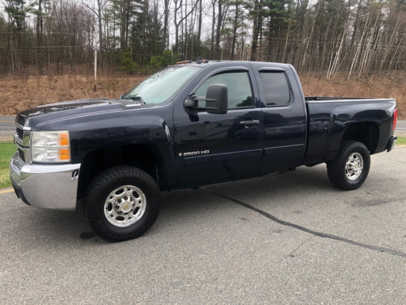 Chevrolet Silverado 2500HD 2008 price $17,390