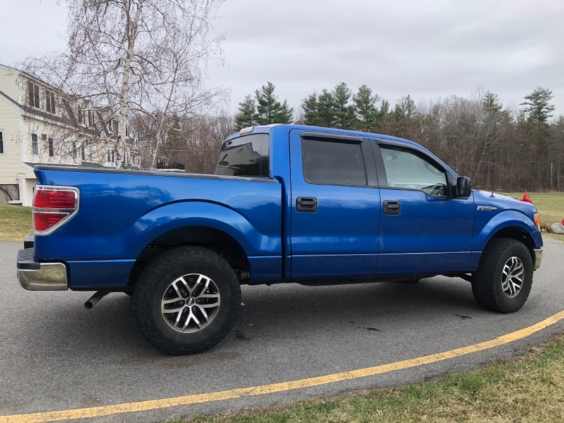 Ford F-150 2010 price $13,490