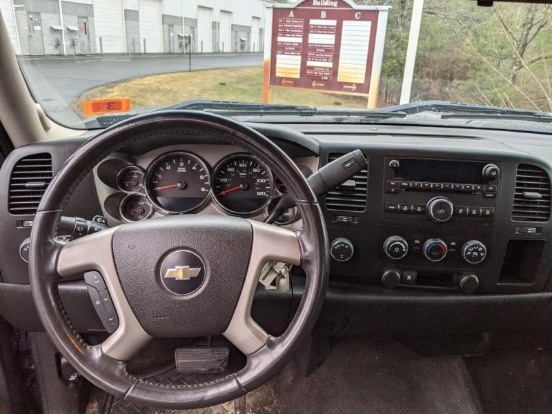Chevrolet Silverado 1500 2009 price $11,990