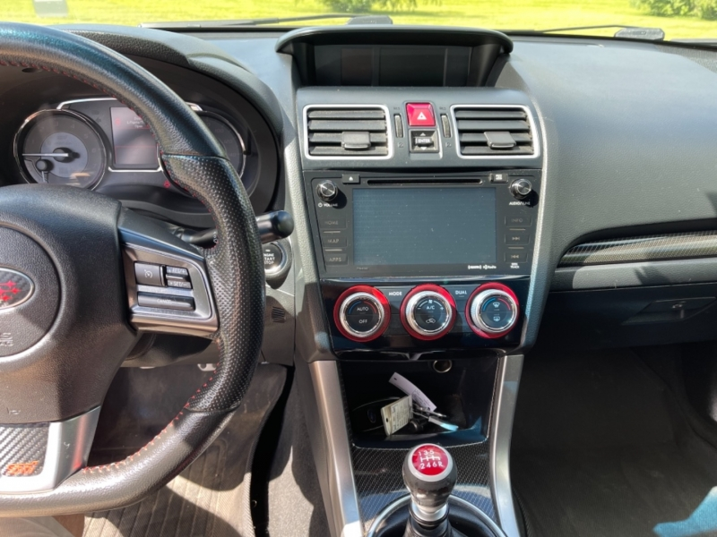 Subaru WRX 2017 price $31,990