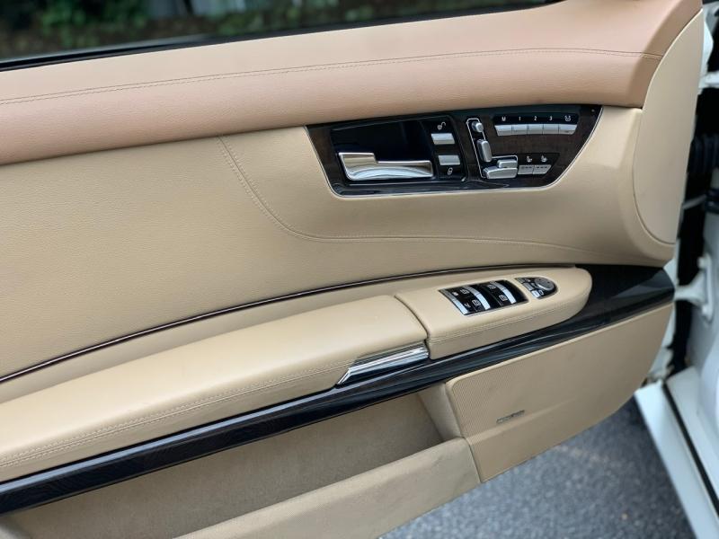 Mercedes-Benz CL-Class 2012 price $29,999