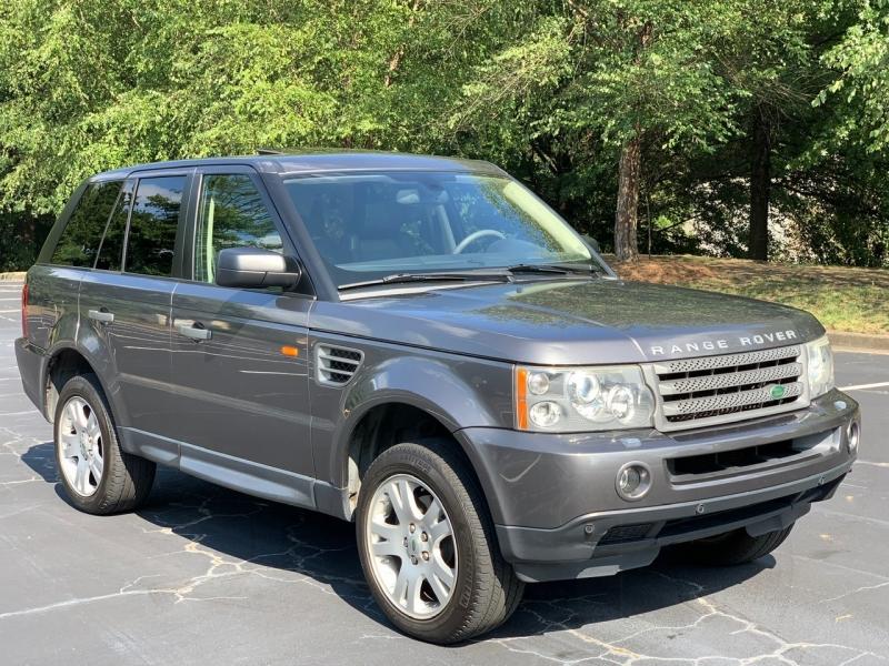 Land Rover Range Rover Sport 2006 price $11,999