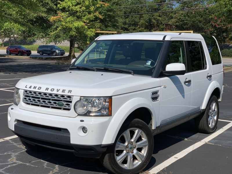 Land Rover LR4 2013 price $13,999