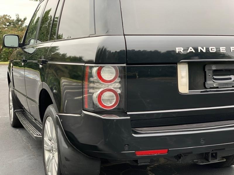 Land Rover Range Rover 2012 price $14,999