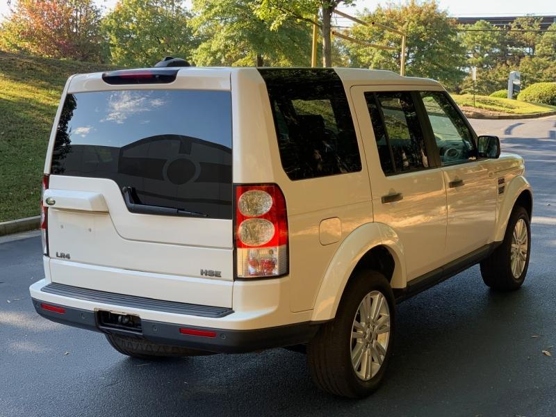Land Rover LR4 2010 price $11,999