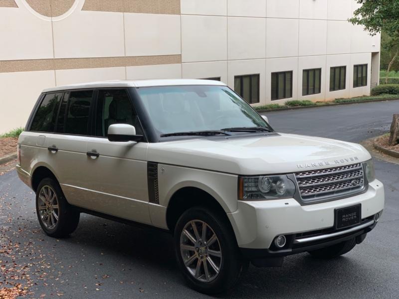 Land Rover Range Rover 2010 price $13,999