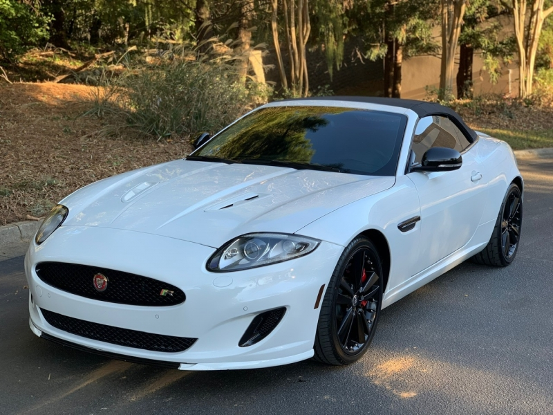 Jaguar XK 2012 price $28,999