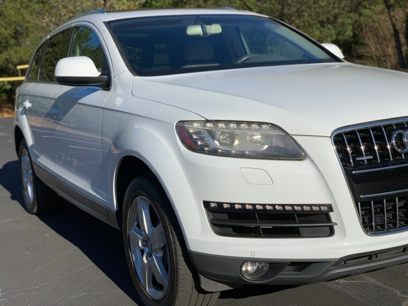 Audi Q7 2012 price $17,999