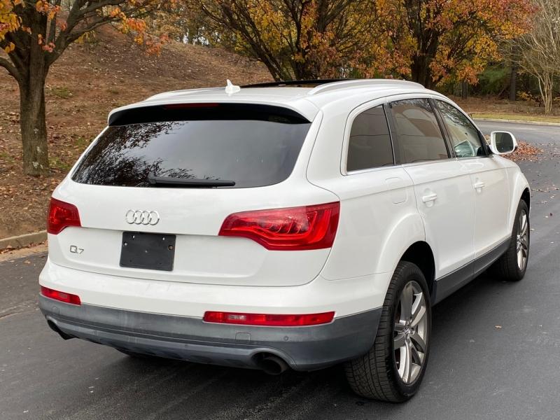 Audi Q7 2012 price $13,999
