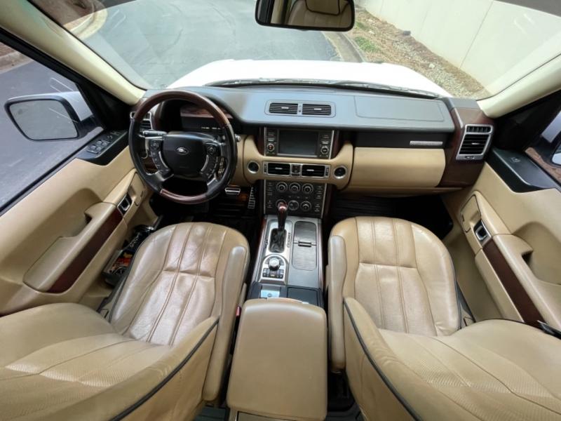 Land Rover Range Rover 2012 price $16,999