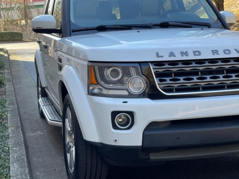 Land Rover LR4 2014 price $15,999