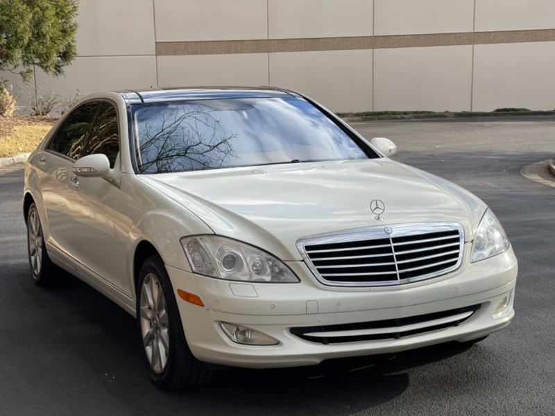 Mercedes-Benz S-Class 2007 price $8,999