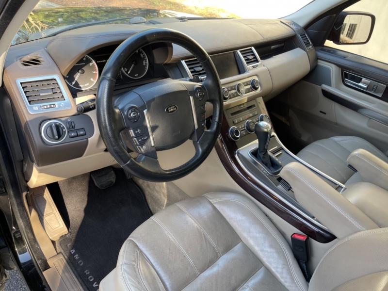 Land Rover Range Rover Sport 2010 price $17,999