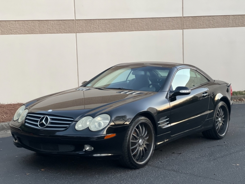 Mercedes-Benz SL-Class 2003 price $9,999