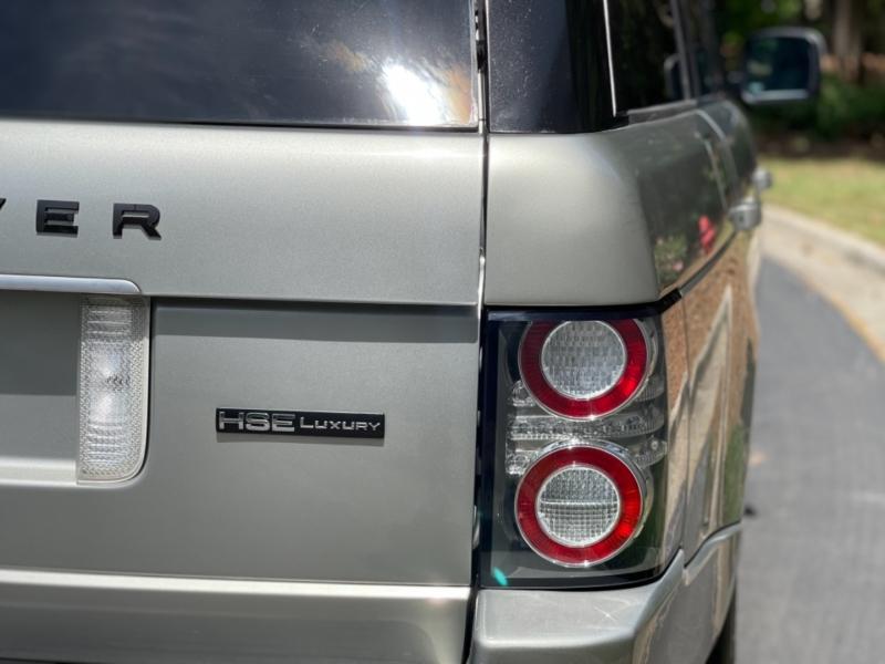 Land Rover Range Rover 2012 price $22,999