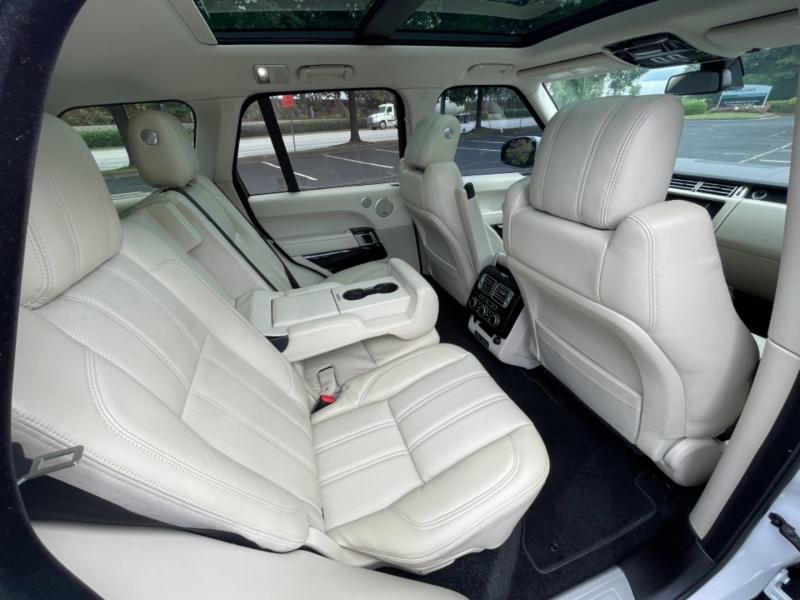 Land Rover Range Rover 2015 price $44,999