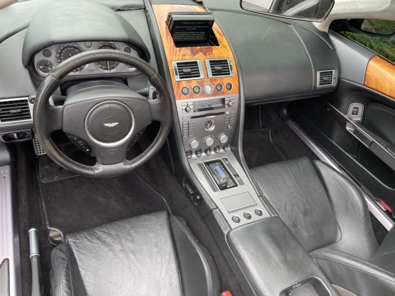 Aston Martin DB9 2006 price $38,999