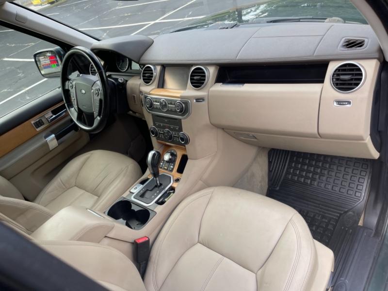 Land Rover LR4 2012 price $15,999