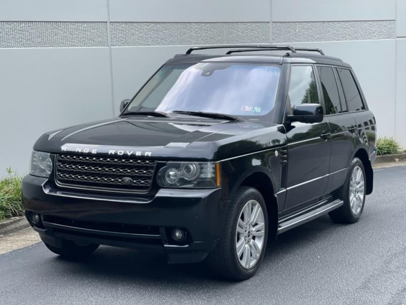 Land Rover Range Rover 2012 price $17,999