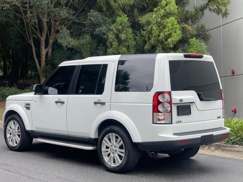 Land Rover LR4 2012 price $19,999