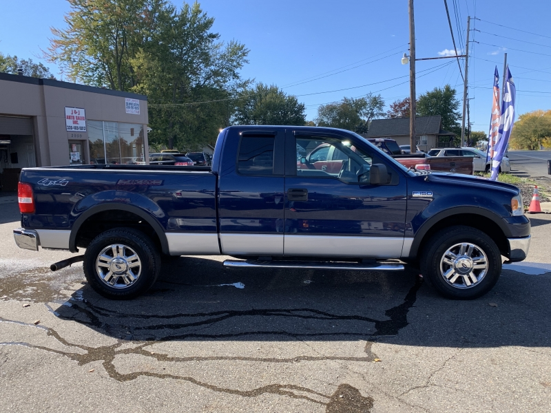 FORD F-150 2008 price $8,495