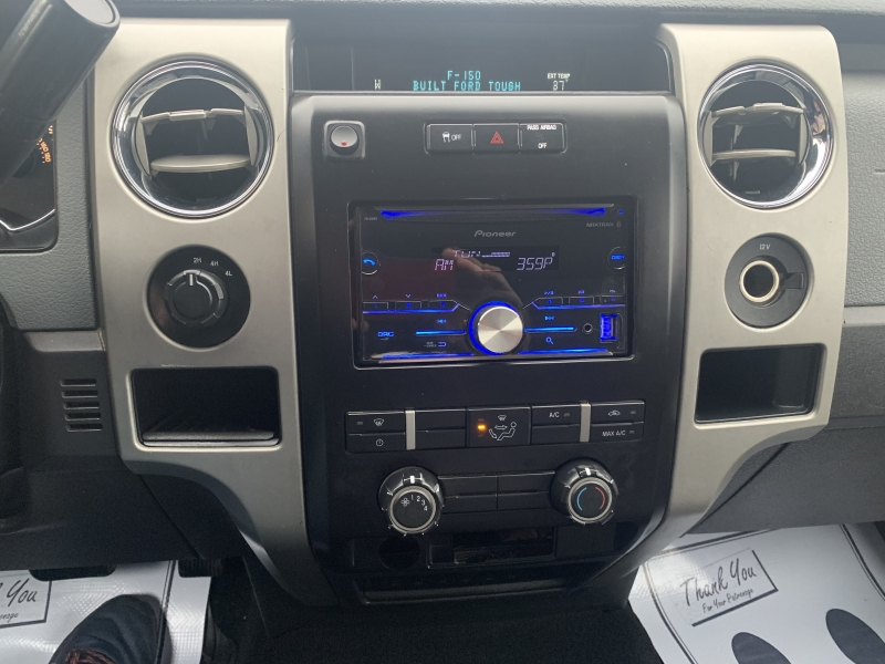 FORD F-150 2012 price $10,495