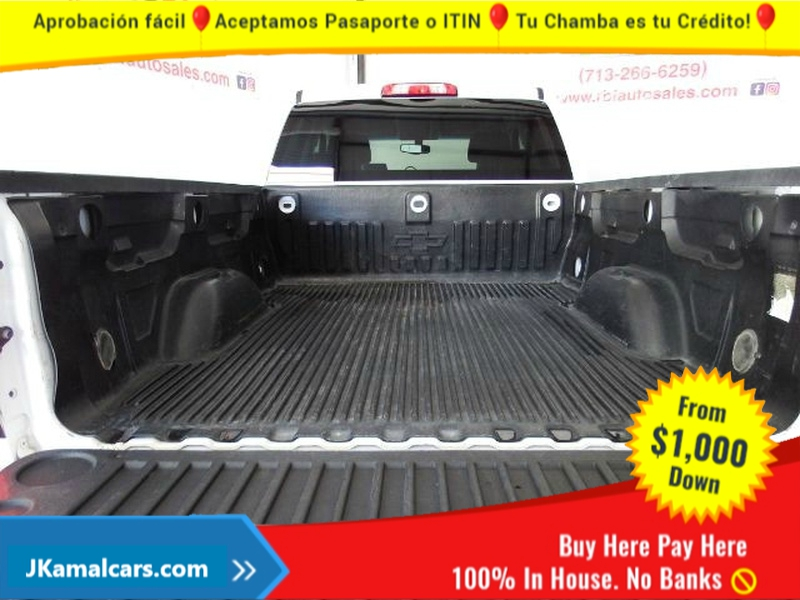 Chevrolet Silverado 1500 2018 price $2,800 Down