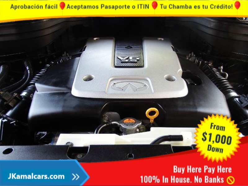 Infiniti EX35 2008 price $1,500 Down