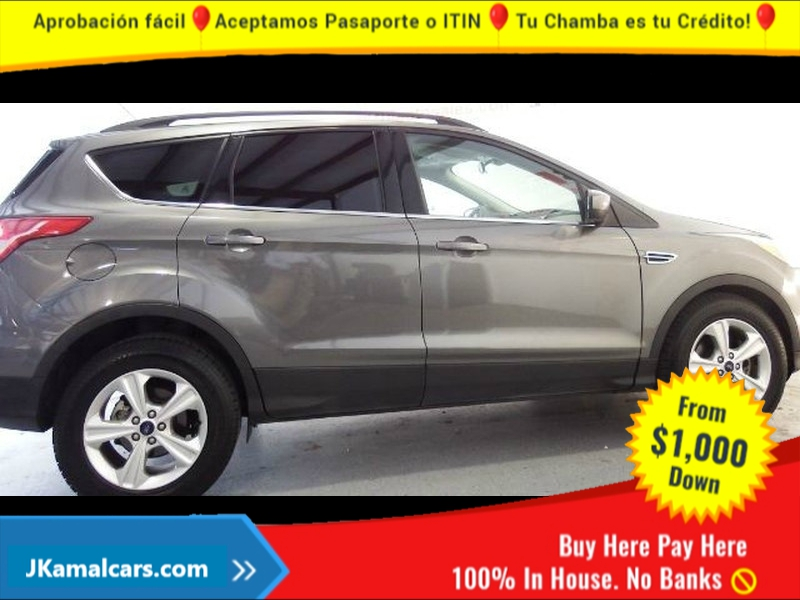 Ford Escape 2014 price $1,700 Down