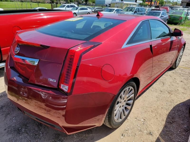 Cadillac CTS Coupe 2012 price $2,700 Down