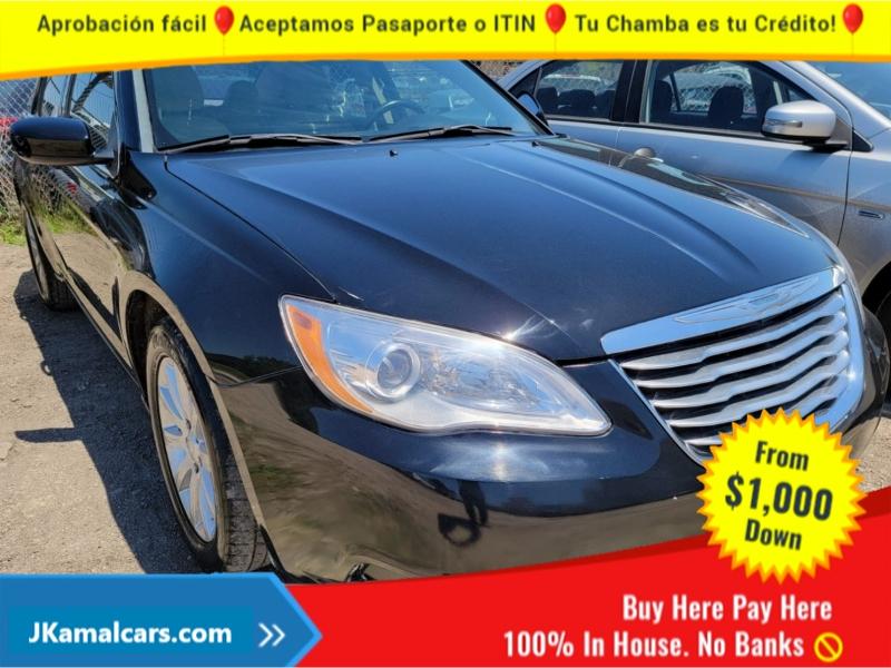 Chrysler 200 Touring 68k miles 2013 price $1,300 Down