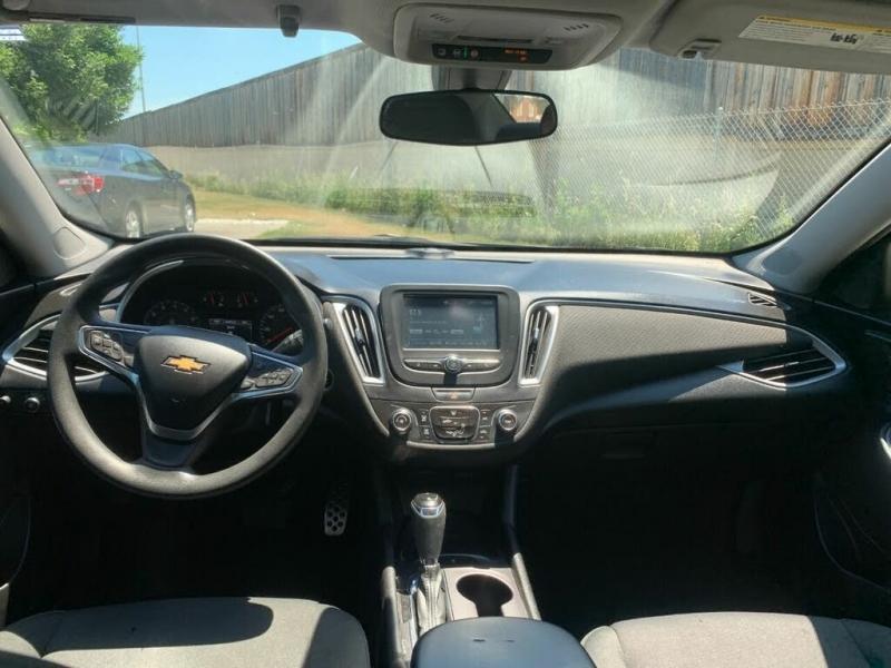 Chevrolet Malibu 2017 price $2,500 Down