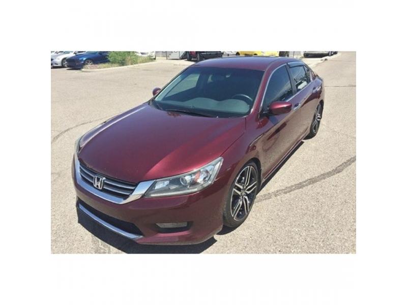 Honda ACCORD 2015 price $2,800 Down